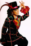Disney's For Our Children - 1993 - Paula Abdul in a Zip-A-Dee-Doo-Dah Costume - Photo