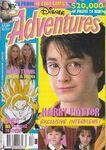 Disney Adventures Magazine Australian cover Dec 2002 Harry Potter