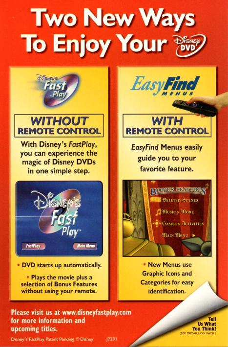 Disney's FastPlay