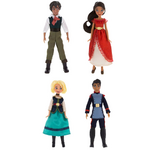 Disney Mini Doll Set - Elena Of Avalor & Friends