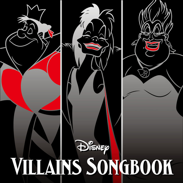 Disney Villains Songbook