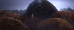 Frozen II - Rock Creature