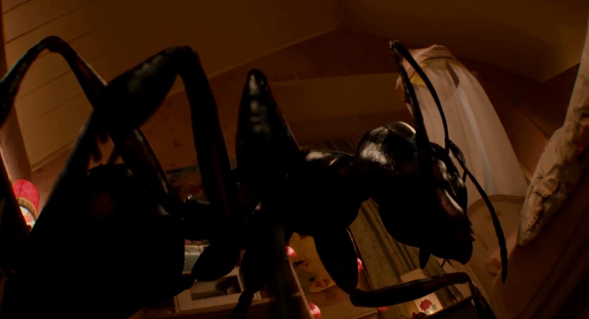 Mascota Hormiga Gigante