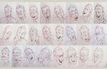 Incredibles 2 - Winston Deavor Tony Fucile Drawing