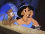 Jasmine and Abu Shocked - Stinker Belle