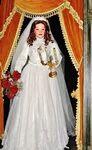 Melanie bride model sample
