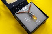 Star Wars X RockLove Rey Kyber Crystal Necklace