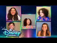 The Cast of Upside-Down Magic's Hidden Talents - Compilation - Upside-Down Magic - Disney Channel-2