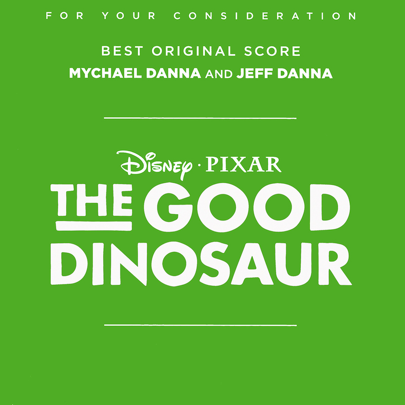 The Good Dinosaur (For Your Consideration Promo)