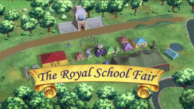 A Feira Real das Escolas