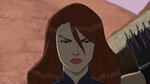 Black Widow (Assemble) Angry - Black Widow The Cowgirl