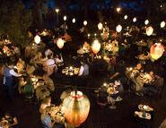 Blue Bayou Restaurant Anaheim