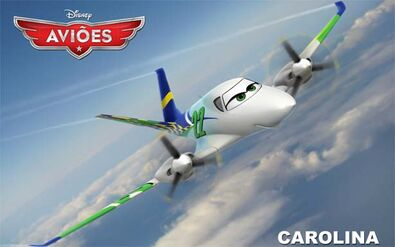 Carolina - Aviões
