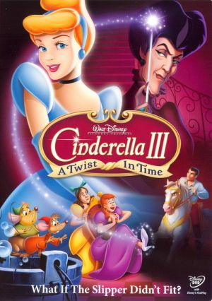 Cinderella III: A Twist in Time (video)