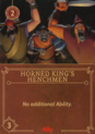 DVG Horned King's Henchmen