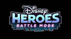 Disney Heroes Battle Mode logo.png
