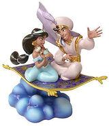 Jasmine and Aladdin WDCC