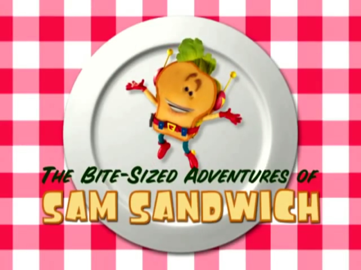 The Bite-Sized Adventures of Sam Sandwich