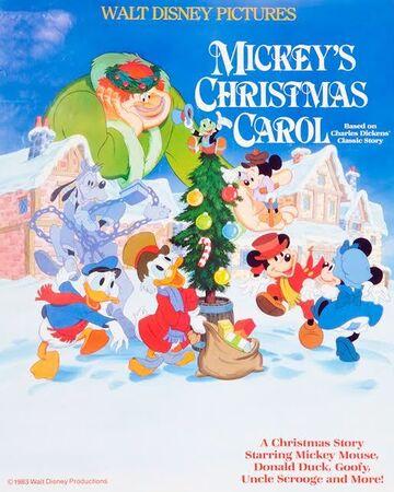 Mickey S Christmas Carol Disney Wiki Fandom