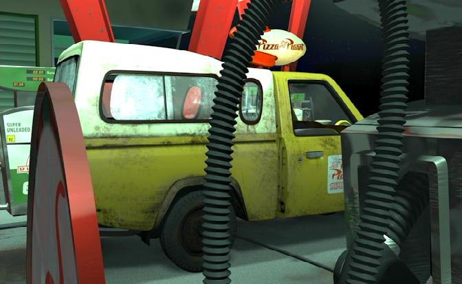 Pizza Planet Truck/Gallery