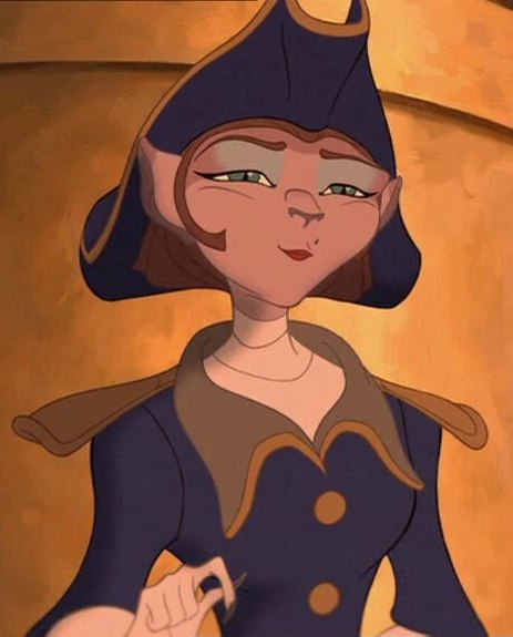 Captain Amelia
