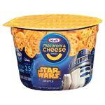 R2-D2 - macaroni & cheese