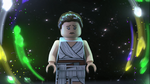 Rey sees Ben - The LEGO Star Wars Holiday Special
