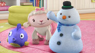Squeakers, lambie and chilly