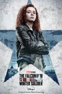 The Falcon and the Winter Soldier - Karli Morgenthau