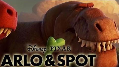 ARLO & SPOT - Eine unglaubliche Geschichte - Ab 26.11.2015 im Kino - Disney HD