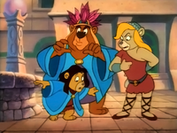 AdventuresOfTheGummiBears-TheRiteStuff-BarbicTraditionInUrsalia