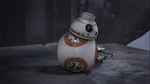 BB-8 doesn't approve - The LEGO Star Wars Holiday Special