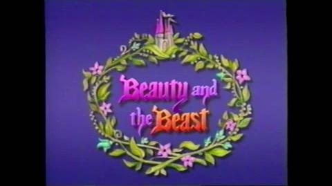 Beauty and the Beast - Sneak Peek (from The Jungle Book 1991 VHS)