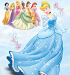 Disney Princess Promotional Art 12