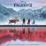 Frozen II Soundtrack Vinyl