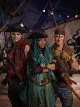 Harry, Uma and Gil