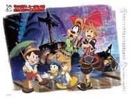 Kingdom Hearts 10th Anniversary Pinocchio
