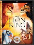 Lion King DVD