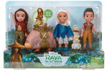Petite Raya and Friends gift set