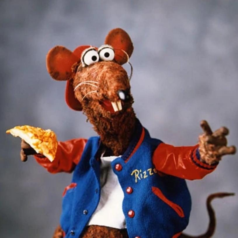 Rizzo, o Rato