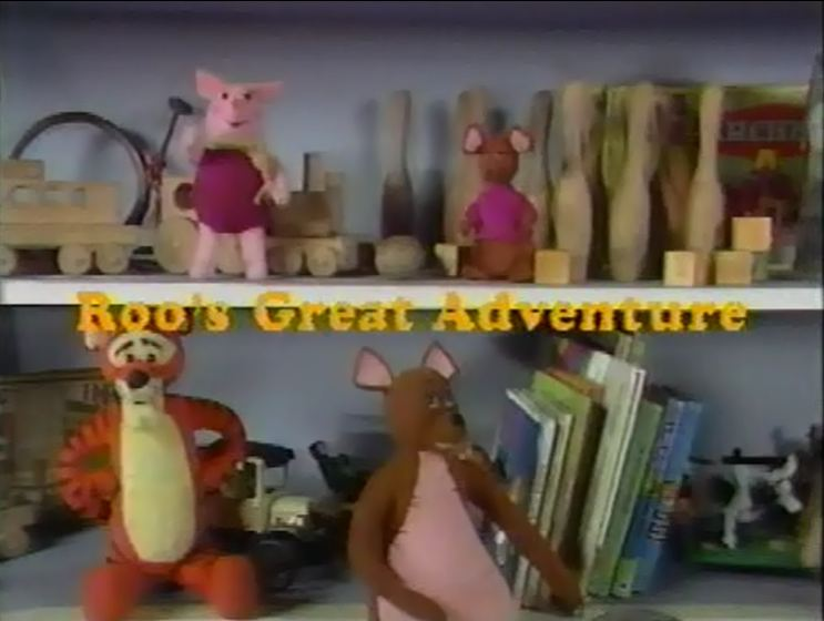 Roo's Great Adventure