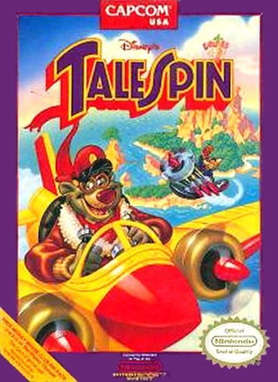 TaleSpin (videojuego de NES)