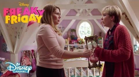 Trailer de Freaky Friday — Sexta-Feira muito Louca