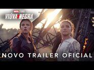 Viúva Negra - Marvel Studios - Trailer Oficial Legendado