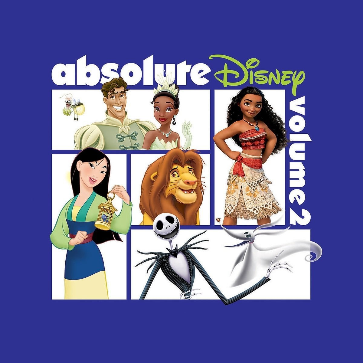 Absolute Disney: Volume 2