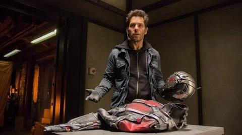 Ant-Man - Traileri 2 - elokuvateattereissa 22.7