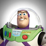 Buzz Lightyear Promational Art