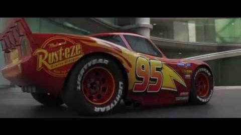 Carros 3 - Teaser Extendido - 13 de Julho nos cinemas