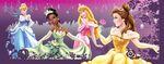 Disney Princess Metalic 2