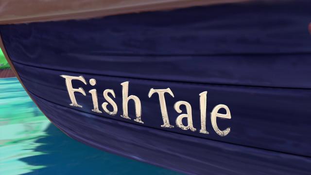 A Lenda do Peixe